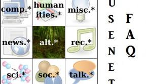 USENET FAQ logo