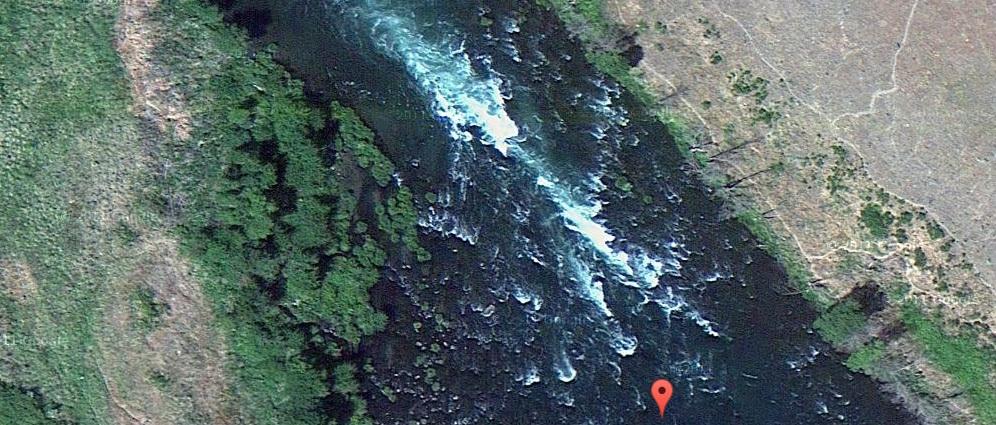 Rattlesnake Rapid, Deschutes River