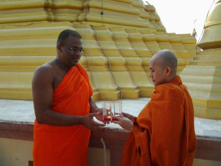 The Modern Axis of Buddhist Hate