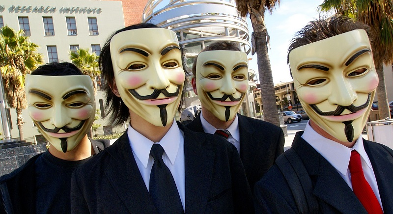 Integrity and the Anonymous Internet