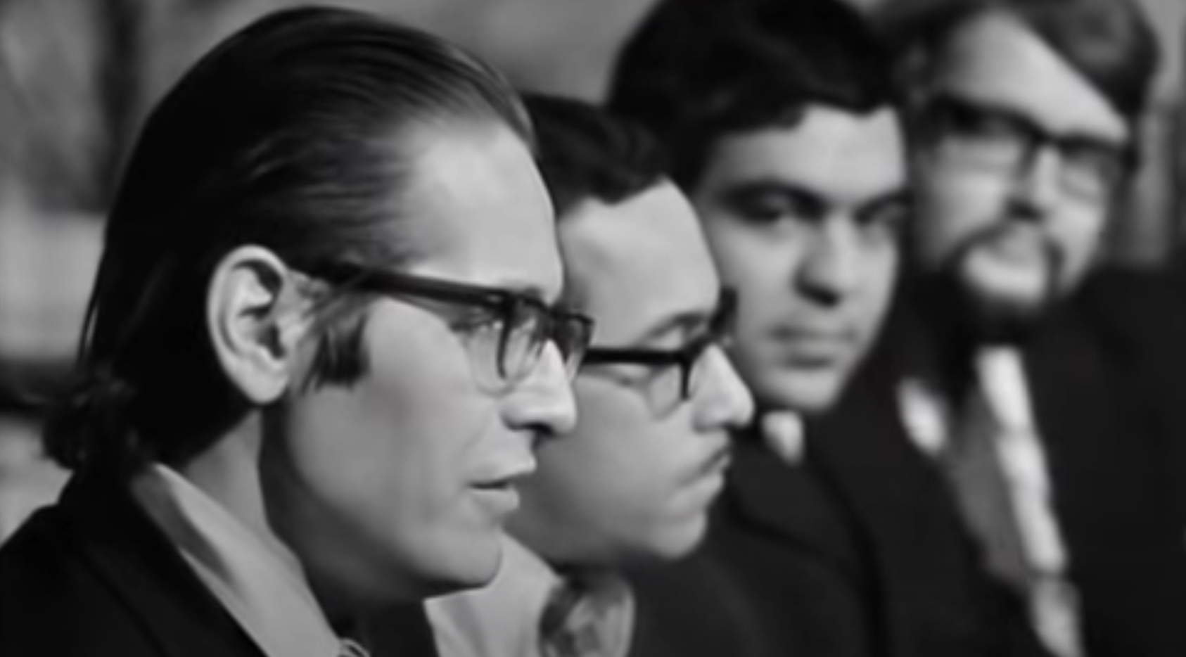 Bill Evans Trio in Sweden 1970