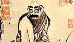 Laozi with correction